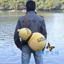 Japanese anime naruto cosplay gaara gourd cosplay shoulder bag Leisure  bag Hot sale