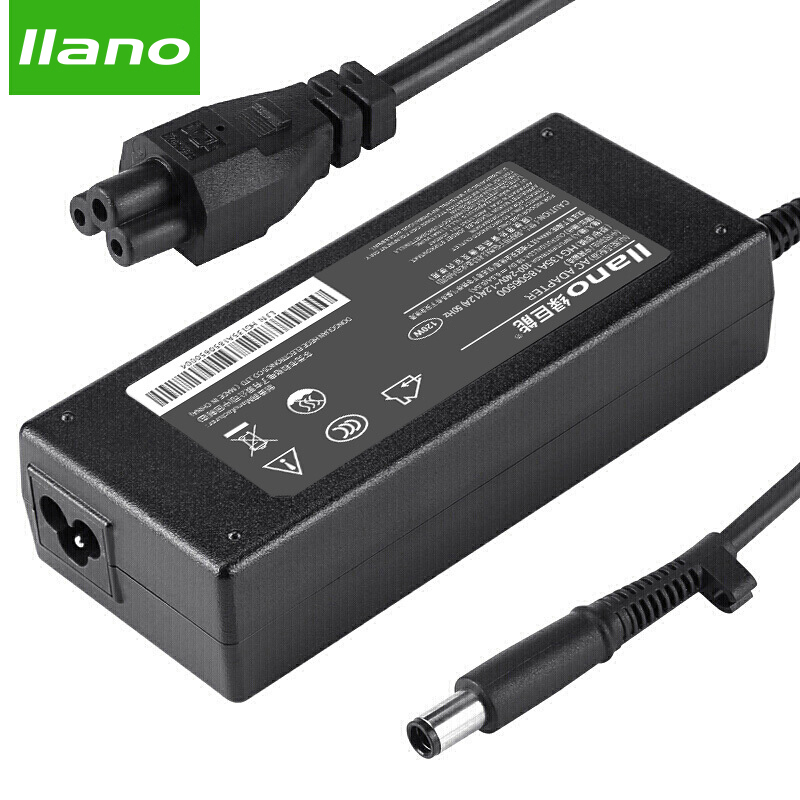 llano for HP laptop charger 18.5V 6.5A 120w power adapter 69