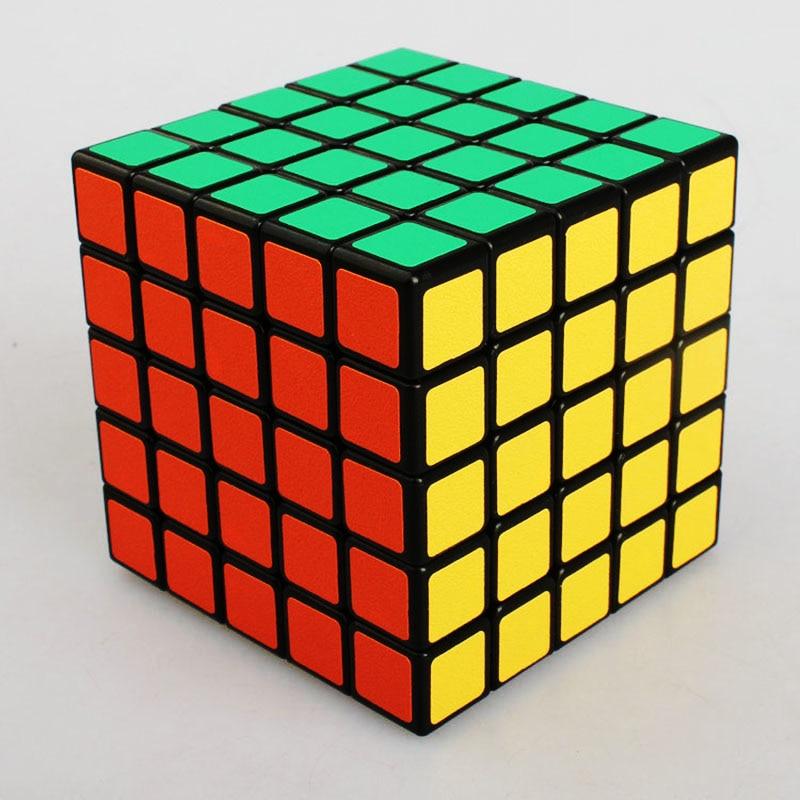 Cubos Mágicos puzzle brinquedo cubo rubic cube Sticker : Matte Colorful Stickers