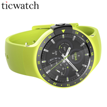 Ticwatch S Aurora Sport Smart Watch Android Wear 2.0 Bluetooth 4.1 WIFI GPS Heart Rate IP67 Water Resistance Watch Phone