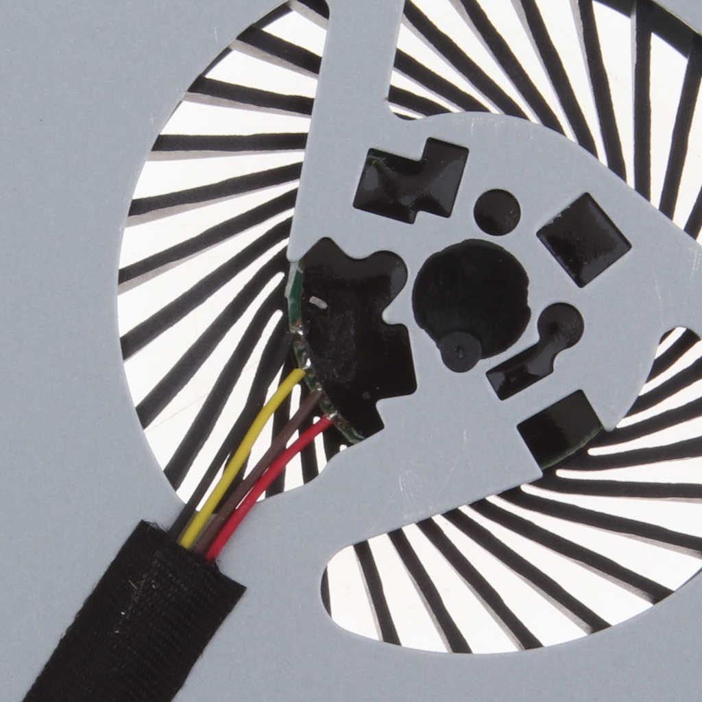 Dizüstü bilgisayarlar değiştirmeleri için işlemci soğutma fanı HP Pavilion 15-A 15-BS 15-AC 15-AF 15-AY parçası numarası: FN0565-A1033L2AL