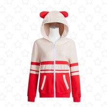 LoveLive Nishikino Maki Hoodie font b Cosplay b font Costumes Jacket Love Live u s SIF