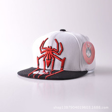 df7ab775f526a New Product Wool Hip-Hop Ertong Hats Embroidery Spider Cartoon Giant  Baseball Hat Catamite Girl