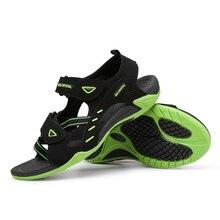 Men's Sandals Slipper Comfortable Beach Shoes Outdoor Causal Walking Men Shoes Soft Massage Summer Sandals For Men 2016 Fashion