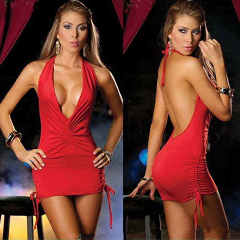 2019 Babydoll Women Lingerie <font><b>Hot</b></font> Sexy <font><b>Dress</b></font> Erotic Teddy <font><b>Sex</b></font> Underwear Lenceria Mujer Sexi Porno Costumes Pajama Sleepwear image