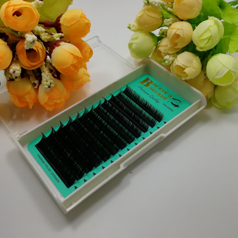 Free ship Top Korean lashes Seashine Individual lashes 8-15mm False Eyelashes Extension Lashes Top Individual eyelashes