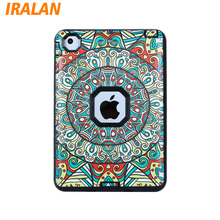 Cover For For iPad Mini 1/2/3 Smart PU Leather Tablet Case Stand Flip Cute Kids Cover