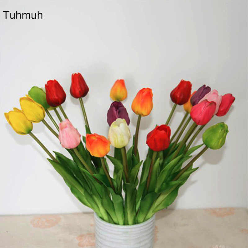 Latex Artificial Tulip Flowers