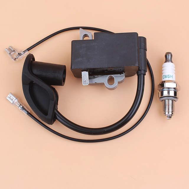 Ignition Coil Module Magneto Kit For STIHL FS90 FS100 HL100 HL95 KM90 HT100  KM130 Trimmer Replace 41804001308