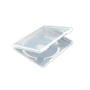 Image 3 - 10pcs สำหรับ PlayStation CD กล่องเคสสำหรับ PS3 โปร่งใสสีขาว