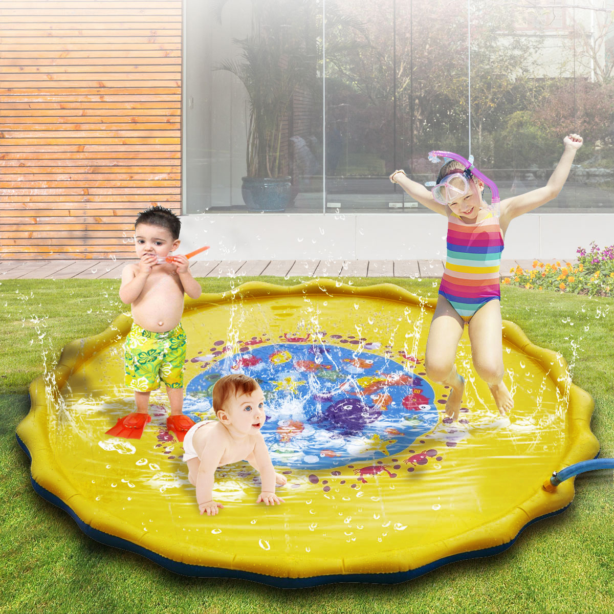 Activity & Gear Smart Baby Ocean Ball Pool Household Inflatable Sand Indoor Play Pool Swimming Pool Children Summer Play Water Toy Outside Toys