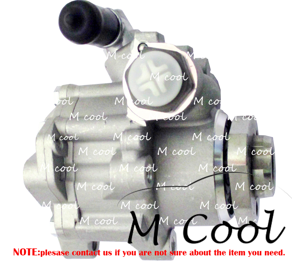 New Power Steering Pump For VW Crafter 2.5 TDI Multivan / Transporter 1.9 TDI 2.0 2003-2012 7E0422154 7E0422154D