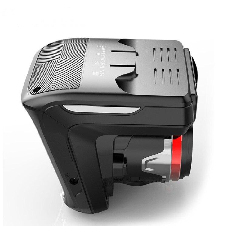 Caméra de bord XPX G565-STR voiture Dvr 3 en 1 GPS Radar Dvr voiture DVR caméra de voiture Full HD 1296 P g-srnsor enregistreur vidéo avec Antiradar