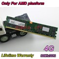 Brand New 4GB DDR2 PC2-6400 800MHz For Desktop PC DIMM Memory RAM 240 pins For AMD System High Compatible 4g 800
