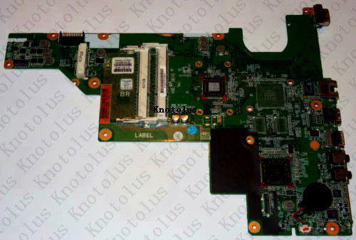 661340-001 For HP 635 CQ57 laptop motherboard DDR3 integrated Free Shipping 100% test ok