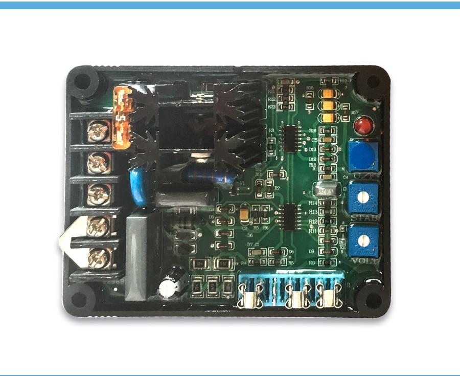 Voltage Regulator GAVR-8A Universal AVR Generator Automatic Voltage Regulator Module