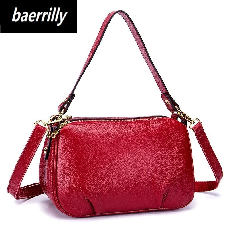 New Women Handbag Large Capacity women Bag Casual Tote Women Soft Genuine Leather Handbags Female Shoulde Messenger bags Sac women handbags tote bags female genuine leather shoulder bags large capacity office crossbody bag shopping casual handbag sac