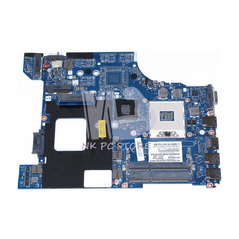 NOKOTION 04Y1168 Motherboard For Lenovo thinkpad Edge E430 Laptop Main board QILE1 LA-8131P HD4000 graphics 14'' DDR3 nokotion 645386 001 laptop motherboard for hp dv7 6000 notebook pc system board main board ddr3