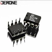 2 peça AD827JN AD827 Originais dupla op amp para amplificador de potência Usado os produtos feitos nas Filipinas