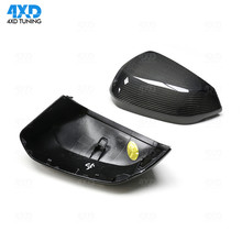 Q3 Carbon Mirror Cover Replacement 2019 For Audi Q2 2019 Side RearView Mirror Cover with &without lane change assist styling 2pcs set carbon fiber replacement side wing rear view rearview mirror cover w o side lane assist for audi a8 a3 q3 a4 b8 a5 a6