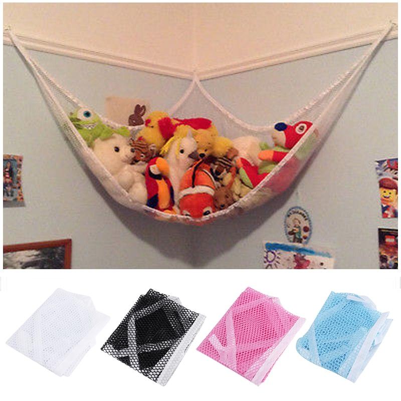 Новинка, детская игрушка, мягкий гамак для хранения Тедди, сетка для детской спальни, аккуратная сетка для детской комнаты