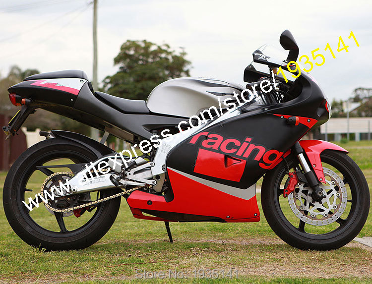 Hot Sales,Aftermarket For Aprilia RS 125 Fairing 2001 2002 2003 2004 2005 RS125 01 02 03 04 05 Sportsbike Motorcycle Fairing Kit