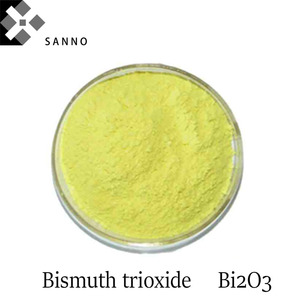 Image 3 - High pure 99%  nano silicon dioxide SiO2 powder / zirconium dioxide ZrO2  / ferric oxide Fe2O3 / bismuth trioxide Bi2O3 powder
