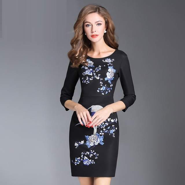 Winter Party Dress Women USA