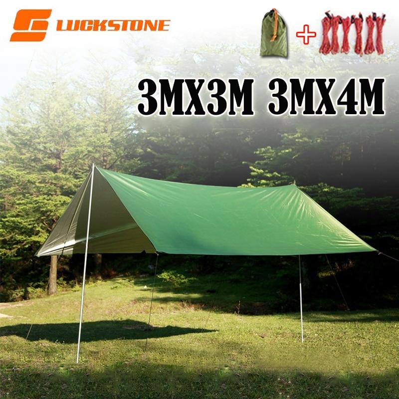 Beach Tent Sun Shelter Waterproof Ultralight Canopy Outdoor Sport Picnic