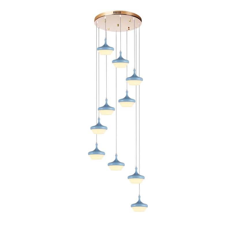Modern Led Living Dining Room Pendant Lights Suspension: Modern Led Pendant Lights Dining Kitchen Room Suspension