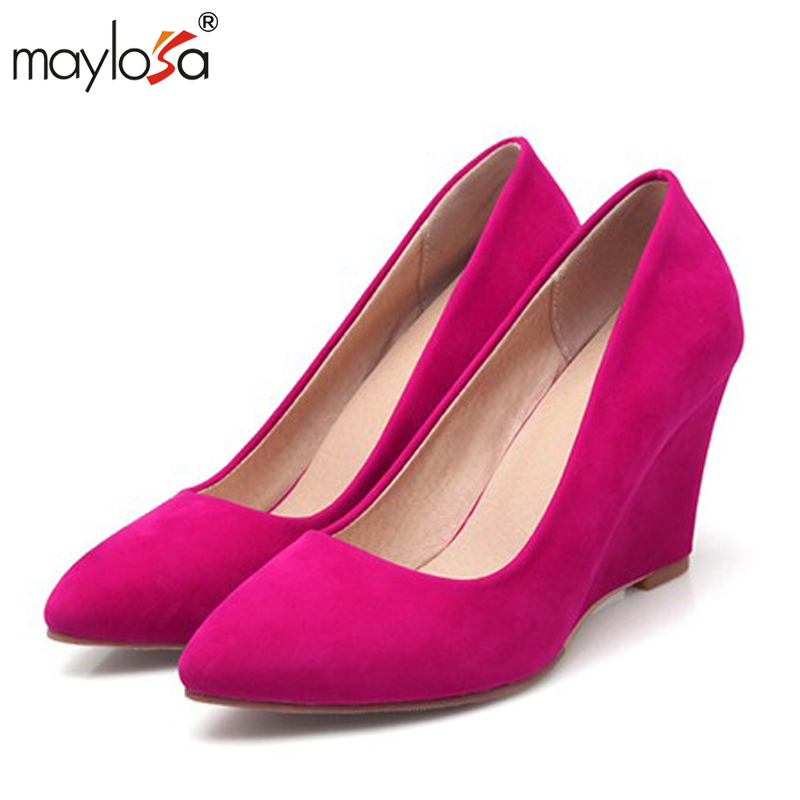 Online Get Cheap Wedge Heels Black -Aliexpress.com | Alibaba Group