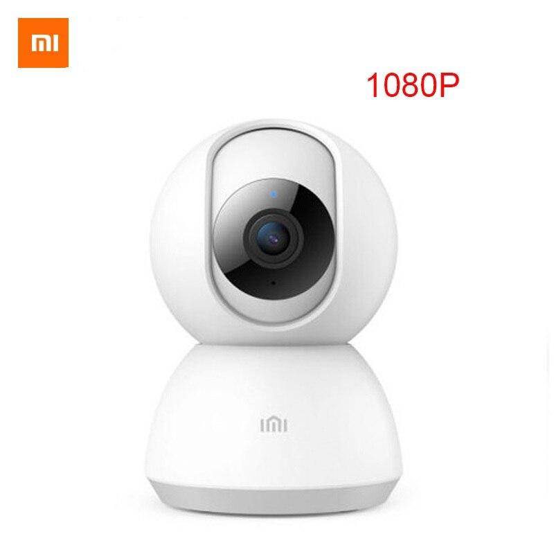 Xiaomi Mijia 1080P caméra IP intelligente caméscope 360 degrés WIFI sans fil caméra de Vision nocturne sécurité à domicile bébé moniteur pk Dafang