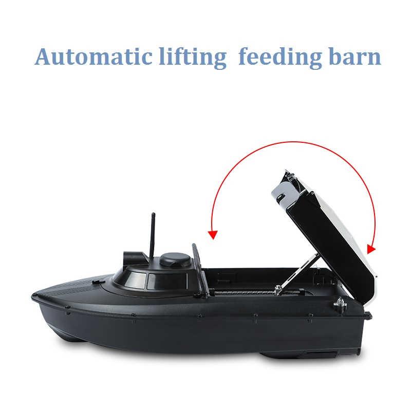 2ag 20a 2.4g gps navegação automática isca de pesca barco ninho dipper barco com hélice de metal guarda fisher finder rc barco presentes