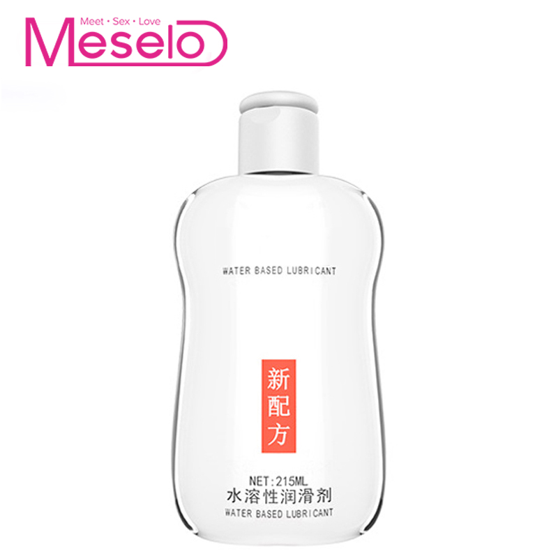 Meselo 215ml Lubricant For Sex Water Based Lubricant Sexual Erotic Adult Toys Vagina Anal Erotic Sex Lube Sex Toys For CouplesMeselo 215ml Lubricant For Sex Water Based Lubricant Sexual Erotic Adult Toys Vagina Anal Erotic Sex Lube Sex Toys For Couples