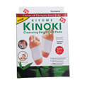 Kinoki Detox Foot Pads Patches Relaxation Massage Relief Stress Feet Care Improve Sleep Slimming Natural Plant Quintessence C059