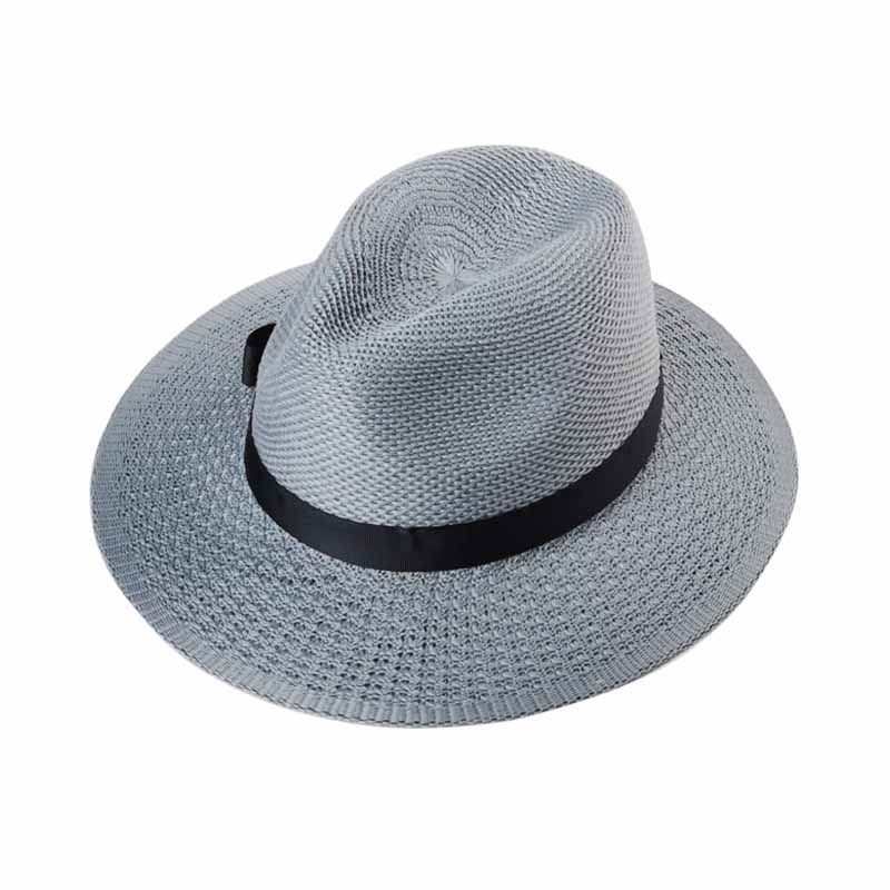 Luckylianji moda hombres mujeres paja plana BRIM Jazz playa Panamá Trilby  sombrero Sol cinta casquillo (uno tamaño  58 cm) en Sombreros de sol de  Accesorios ... e137b50d936
