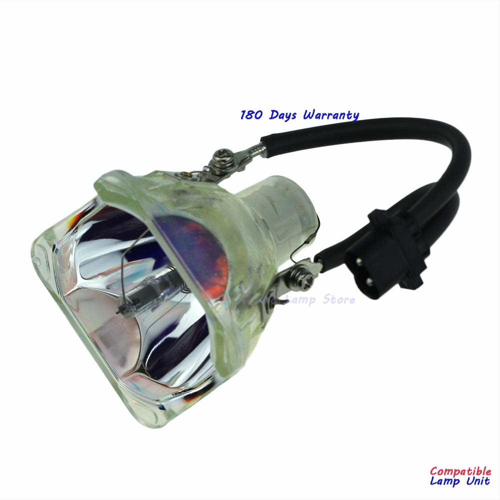 Free Shipping NP01LP Replacement Projector Bare Lamp for NEC NP1000 NP1000G NP2000 NP2000G Projectors awo sp lamp 016 replacement projector lamp compatible module for infocus lp850 lp860 ask c450 c460 proxima dp8500x
