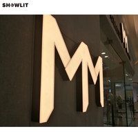 Outdoor Stainless Steel Waterproof LED Channel Letter