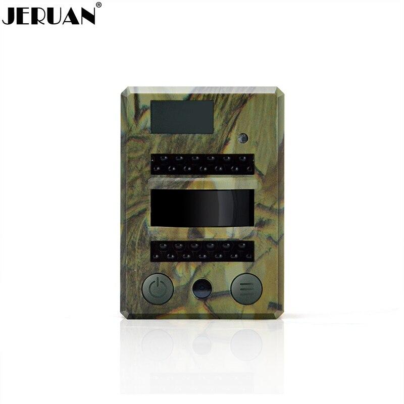 JERUAN 720 P enregistreur vidéo sécurité chasse caméra PIR détection et instantané étanche 24 pièces Led Scouting Trail livraison gratuite