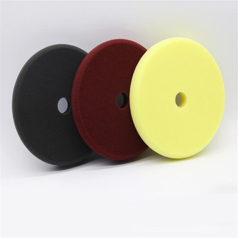 Heavy Middle Light Cut Sponge Buffer Foam Pad Polishing Pad Special For Da Polisher Dual Action Random Orbital Polisher