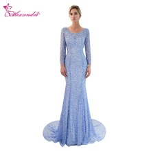 Alexzendra Mermaid Evening Dress Party Dresses Prom Dress