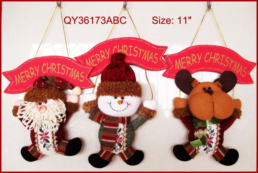 QY36173ABC-1-Set-of-3-Christmas-Decoration-Door-Decor-Hanger-MERRY-CHRISTMAS-Xmas-Tree-Ornament-Home-Decoration-Holiday-Gifts-Santa-Claus-Snowman-Reindeer-11-inch-Length