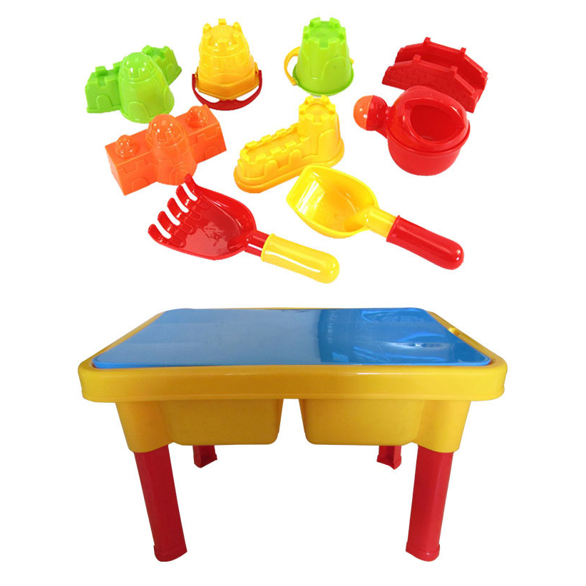 HOT SALE Sand and Water Table with Beach Play Set for Kids