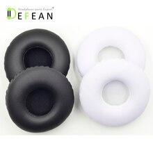 Defean DIY Ear Pads เบาะ earcups สำหรับ PHILIPS Fidelio NC1 NC 1 ปิดหูฟัง