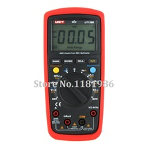 UNI-T UT139B U-T139B True RMS NCV 4000 Counts DMM Digital Multimeters w/ Capacitance & Frequency Test Multimetro LCR Meter цена 2017