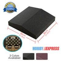 New Insulation Bar Acoustic Panel Sound Absorption Studio Soundproof Foam 30 X 30 X 7 5cm