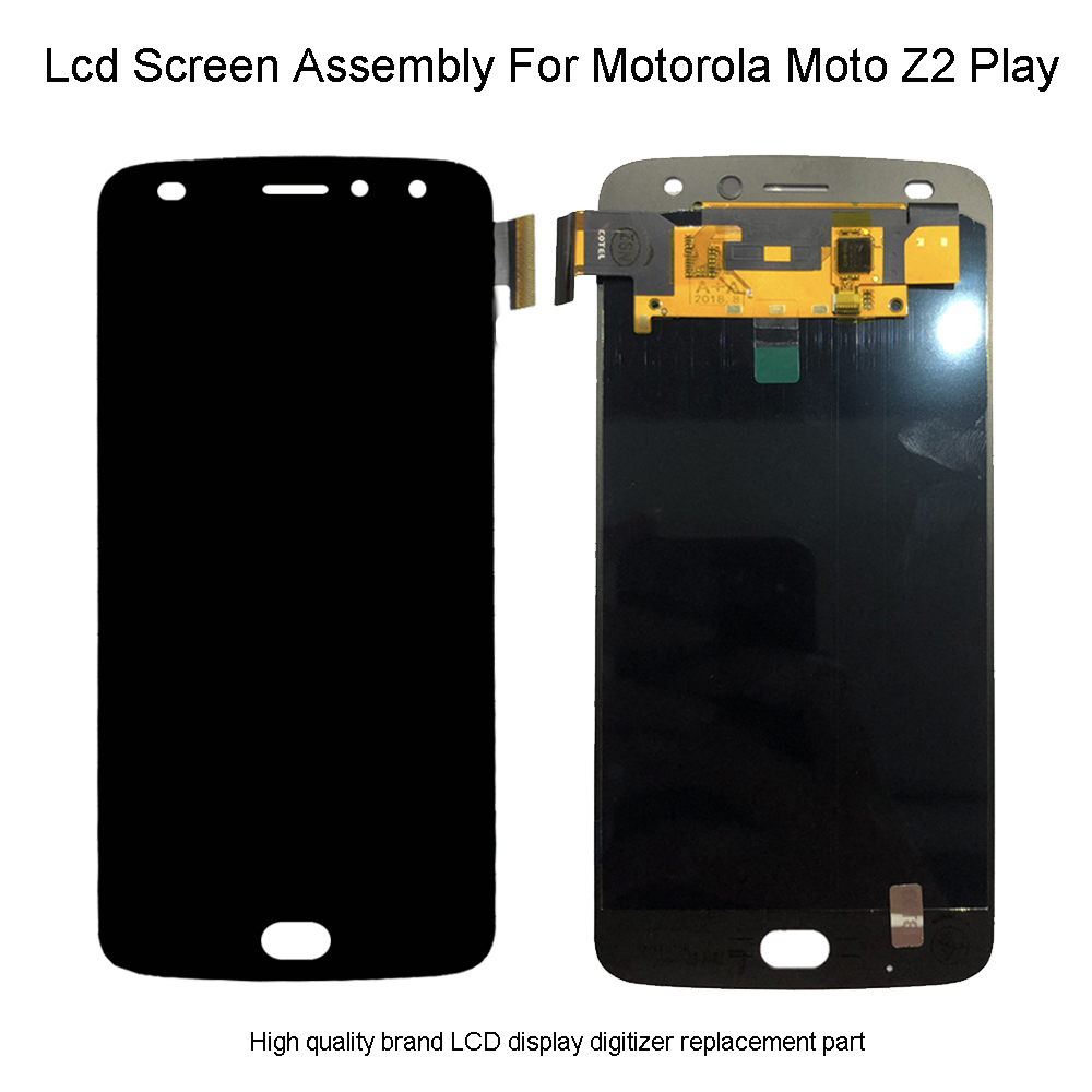 Quality Lcd For Motorola Moto Z Play LCD Display Touch Screen Digitizer <font><b>XT1635</b></font> <font><b>XT1635</b></font>-01 <font><b>XT1635</b></font>-<font><b>02</b></font> <font><b>XT1635</b></font>-03 LCD For Moto Z Play image