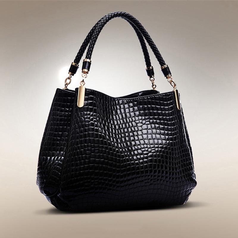 3colors Socialite women handbag crocodile pattern shoulder bags women messenger bags women leather handbags bag red black bule потолочная люстра odeon light zafran 2837 6c