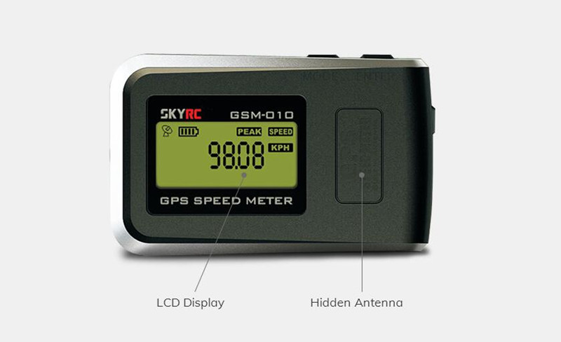 Original SKYRC GPS Speed Meter SK-500002 High Precision  for RC drones FPV Multirotor Quadcopter Airplane Helicop