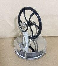 Low Temperature Stirling Engine  Creative DIY Engine Model Temperature Difference Engine